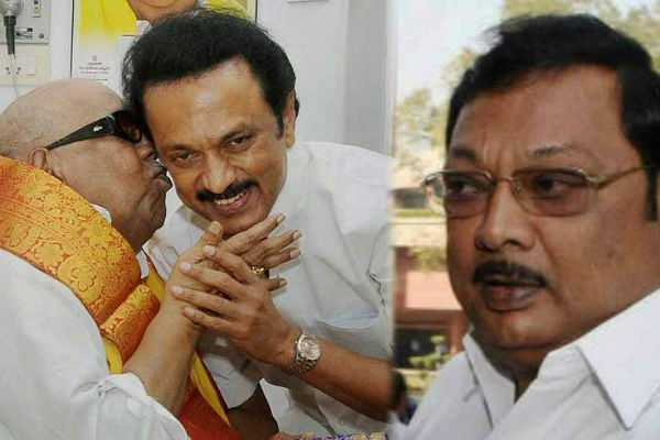 mk-alagiri-get-a-chance-to-back-in-the-dmk