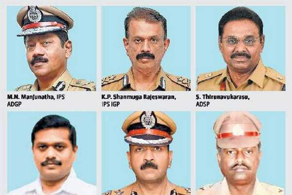 25-cops-selected-for-president-s-medal