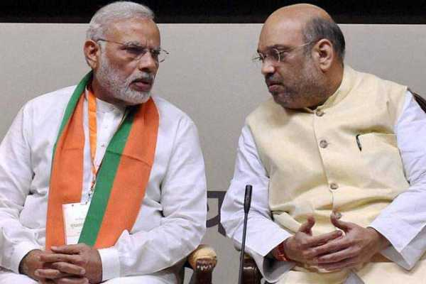 pm-narendra-modi-and-amit-shah-visits-delhi-aiims-hospital