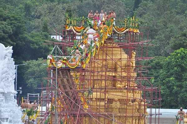 kumbabhishekam-of-tirupathi-ezhumalayan-temple