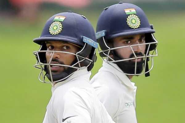 3rd-test-dhawan-rahul-dismissed-by-chris-woakes