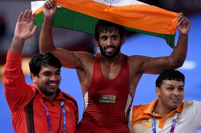 asiad-indian-wrestler-bajrang-punia-wins-gold