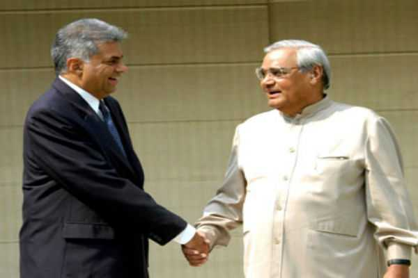 vajpayee-helped-sri-lanka-in-war-against-ltte-wickremesinghe