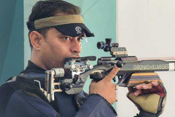 asian-games-sanjeev-rajput-gets-4th-silver-for-india