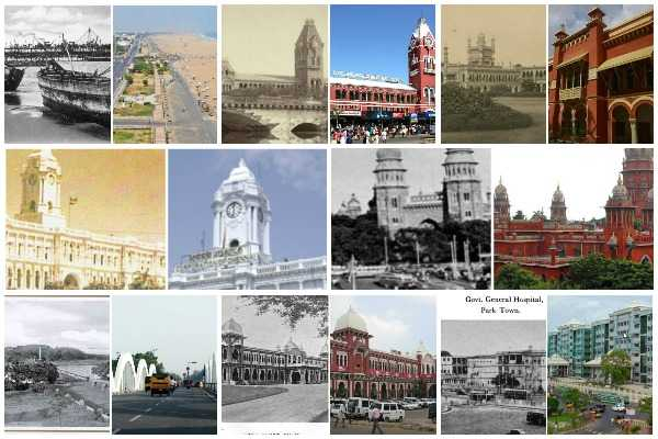 madras-day-special-rare-and-old-photographic-of-10-important-places