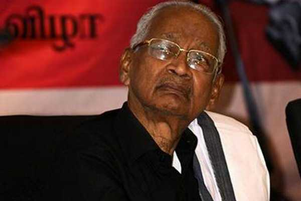 k-veeramani-urged-tn-police-to-take-action-against-manuaputranan-s-complaint-on-hs-raja