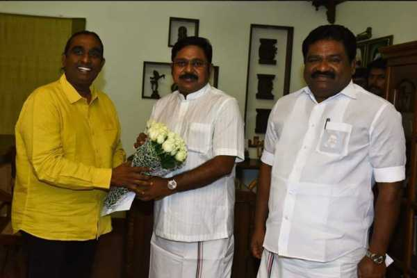 famous-musician-joins-ttv-dinakaran-s-party