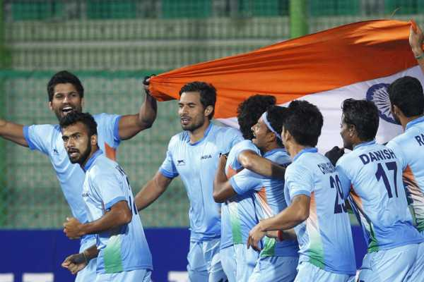 india-beat-korea-to-reach-semis-in-men-s-hockey