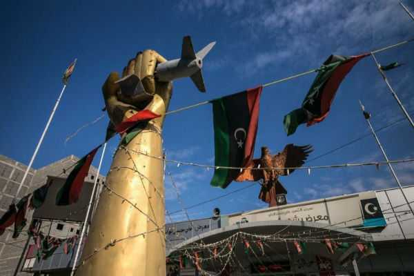 hundreds-of-prisoners-escape-libyan-prison-as-violence-worsens-in-capital