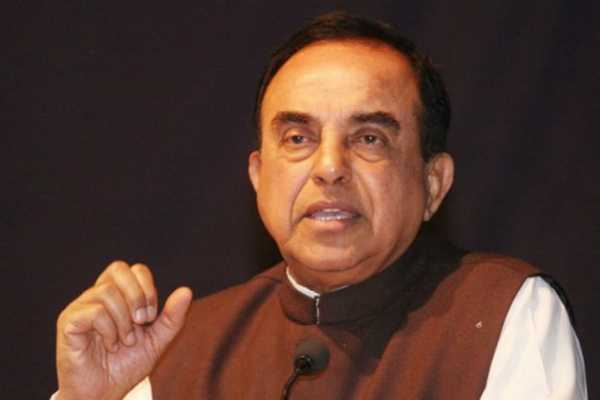 shame-on-upa-subramanian-swamy-hails-sc-judgement-order-for-isro-scientist