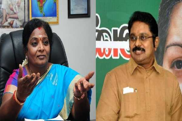 t-t-v-dhinakaran-who-avoids-following-tamilisai