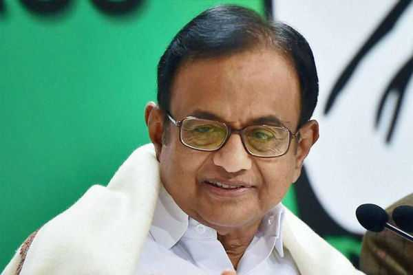 p-chidambaram-appointed-as-chairman-of-congress-manifesto-panel