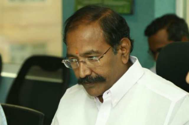 no-powercuts-in-tn-says-minister-thangamani