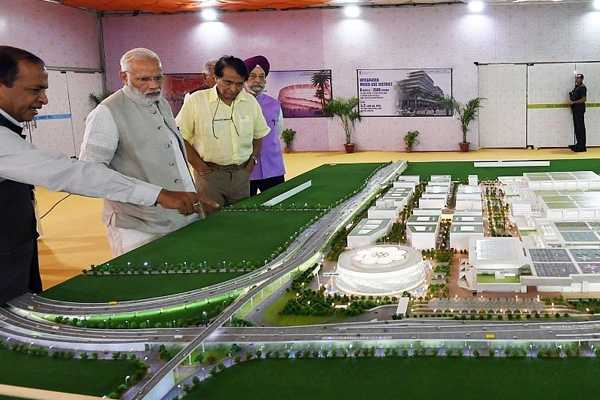 pm-to-lay-foundation-stone-for-india-international-convention-and-expo-centre-dwarka-on-september-20