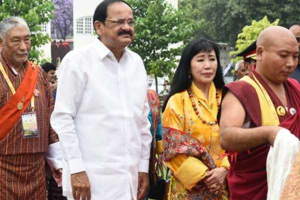 india-considers-bhutan-to-be-part-of-its-own-family-naidu