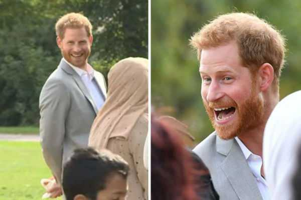 viral-video-prince-harry-sneaks-a-samosa-out-of-meghan-markle-s-charity-event