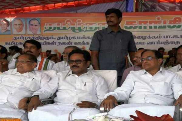 thirunavukarasar-to-lose-congress-tn-chief-post-to-p-chidambaram
