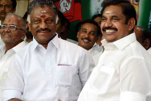 the-battle-war-on-the-aiadmk-the-ops-eps-teams-are-dumped