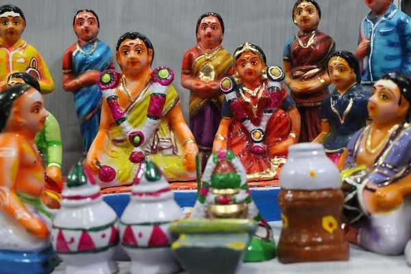 history-of-kolu-at-navaratri