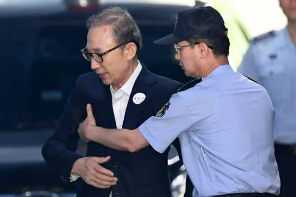 former-south-korean-president-sentenced-to-15-years-in-prison-on-corruption-charges