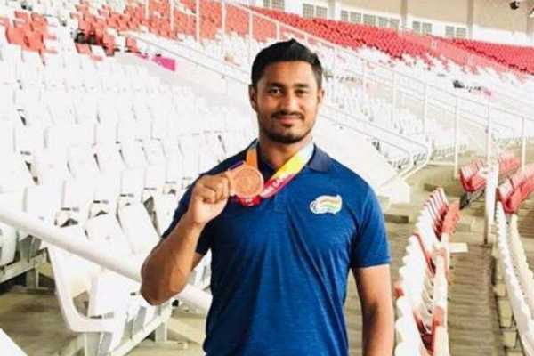 asian-para-games-2018-sundar-singh-gurjar-wins-silver-medal-in-javelin