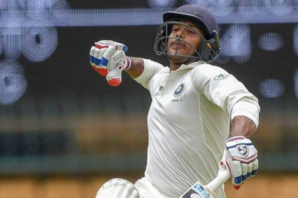 mayank-agarwal-not-included-in-2nd-test-team