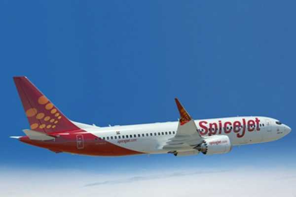 spicejet-gets-first-boeing-737-max-from-22-billion-dollar-deal