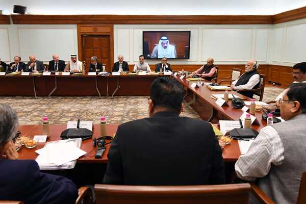 pm-s-meeting-with-global-oil-and-gas-experts-ceos