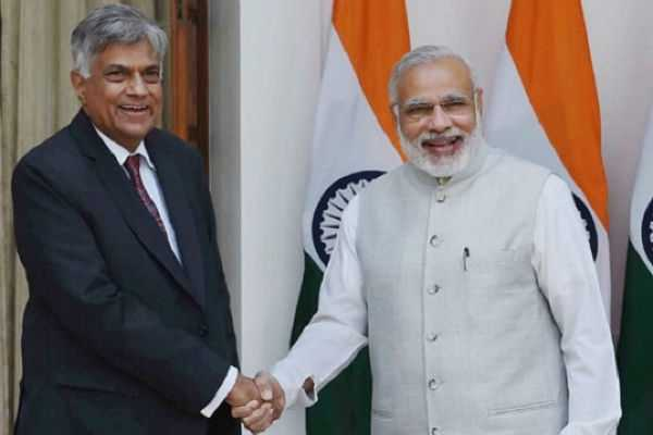 srilankan-pm-to-arrive-india-today-evening