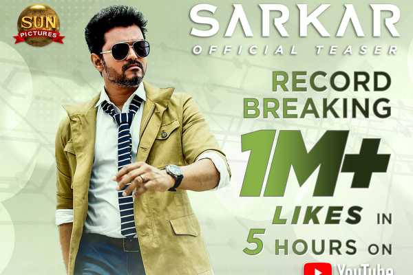 sarkar-teaser-s-record-break
