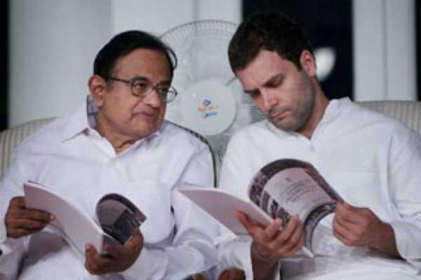 rahul-not-projected-as-pm-candidate-chidambaram