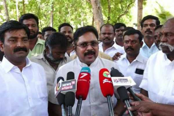 t-t-v-dhinakaran-to-travel-abroad-with-18-mla-s