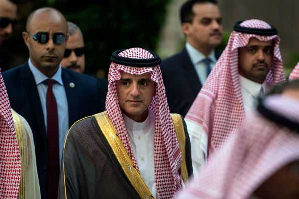 crown-prince-was-unaware-of-khashoggi-s-death-saudi-foreign-minister-says