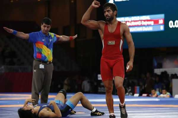 bajrang-punia-won-silver-in-world-wrestling-championship