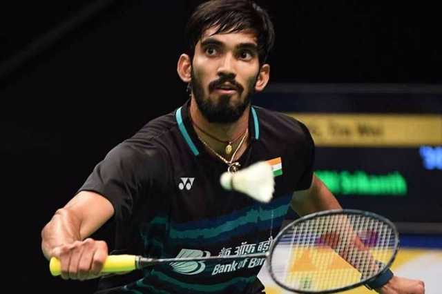 srikanth-kidambi-enters-quarter-finals-in-french-open-badminton