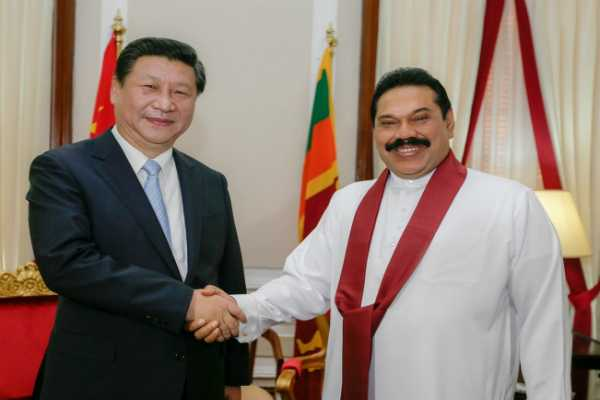 twin-prime-ministers-in-srilanka-india-s-weakness-in-china-s-conspiracy