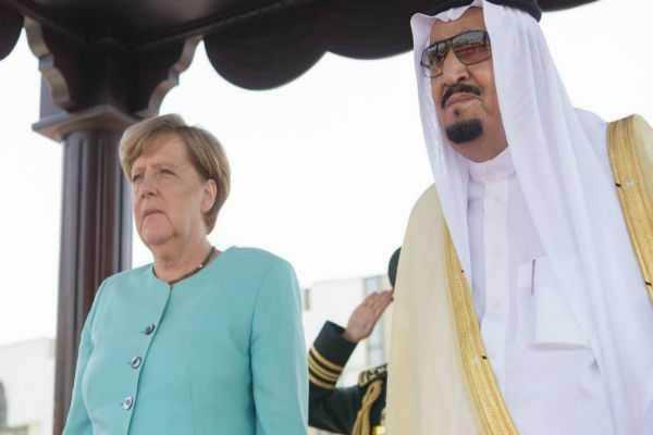 no-german-arms-to-saudi-until-khashoggi-case-is-clarified-merkel
