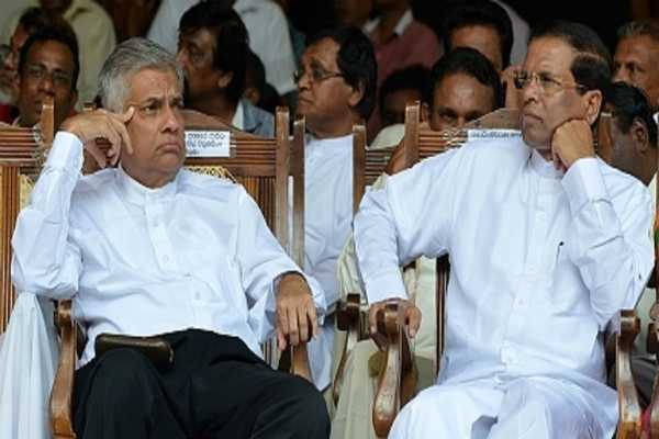 srilanka-president-sirisena-step-down-the-culmination-in-sri-lanka
