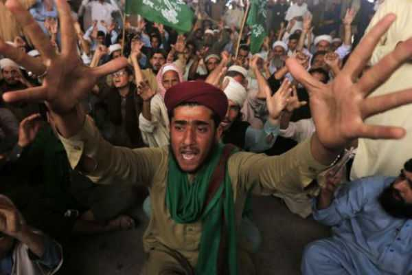 pakistan-nationwide-protests-continue-on-second-day-after-asia-bibi-s-acquittal