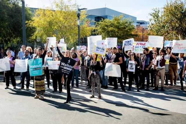 google-workers-globally-walk-out-to-protest-sexual-harassment