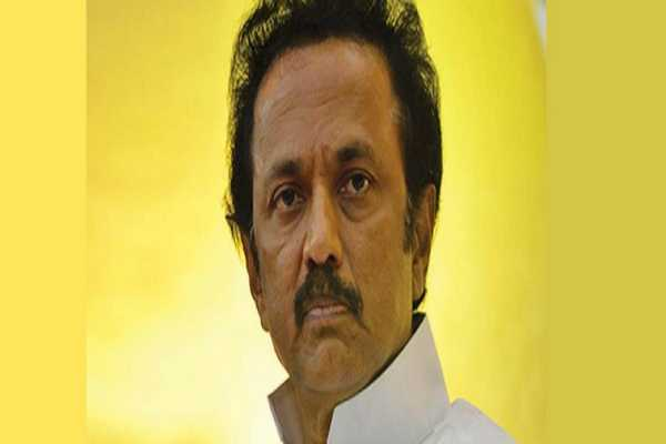mp-seat-for-rs-100-crore-investors-offer-of-m-k-stalin