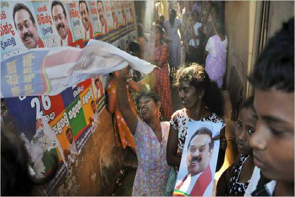 sri-lanka-s-tamil-parties-vow-to-vote-against-mahinda-rajapaksa