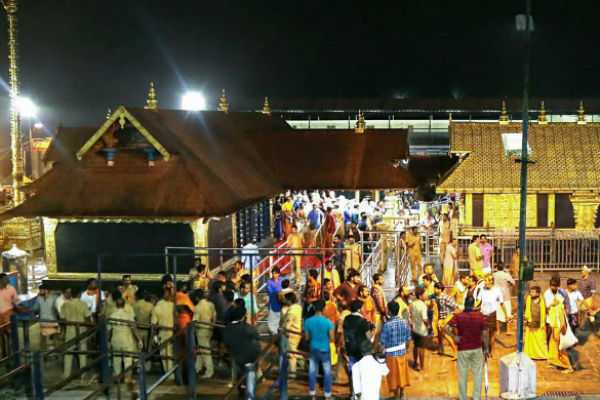 sabarimalai-opened-now-amid-tight-security