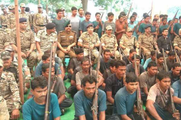 62-maoist-surrendered-in-chhattisgarh