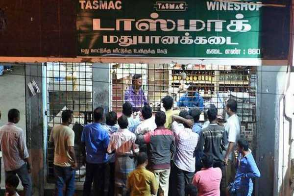 tasmac-sale-during-diwali-holidays