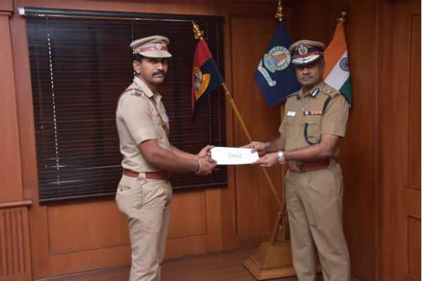congratulate-in-a-k-vishwanathan