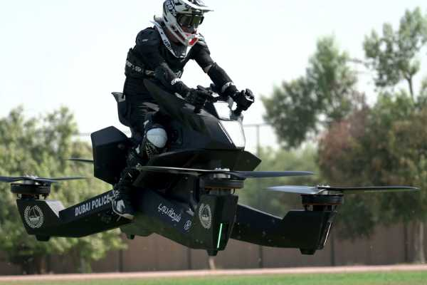 dubai-s-police-force-is-testing-hoverbikes