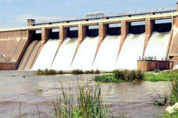 water-opening-from-vaigai-dam-for-irrigation