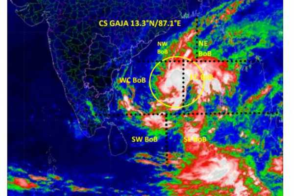 gaja-cyclone-holiday-announced-for-nagapattinam-district