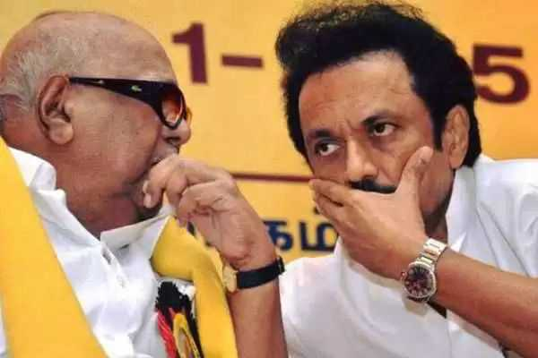 mk-stalin-letter-to-their-party-executives-about-karunanidhi